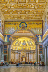 Basilica of Saint Paul, Rome, Italy