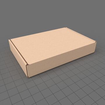 Corrugated box 1