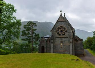 church of st john the baptist on the hill