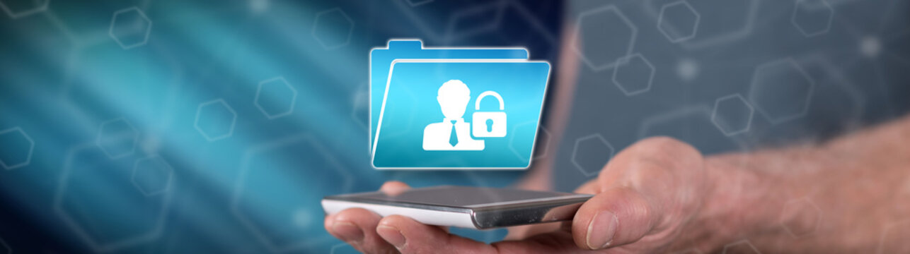 Concept of personal data security