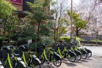 金沢旅行 レンタサイクル