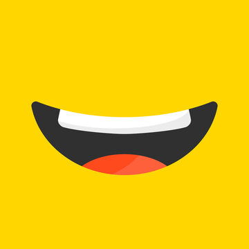 World smile day with braces by happy and smiling everyday Fun vector thoughts emoji face emotion smiley symbol Draw relax Funny relaxing or chill Orthodontic dental care bracket or brace Teeth dentist