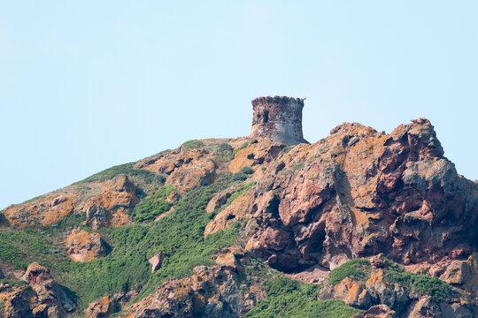 Tour génoises depuis les Calanques de Piana - Corse