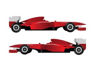 Formula One car, F1 racing car