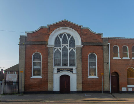 The Seventh Day Adventist Church in Ipswich, UK