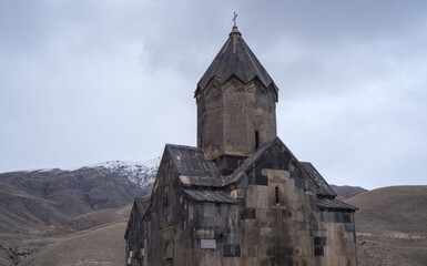 Tanahat Monastery, is an 13h-century monastery located 7 km south-east of Vernashen village in the Vayots Dzor Province of Armenia.