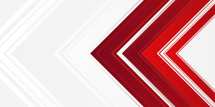 Modern simple red abstract background on white background for business and corporate