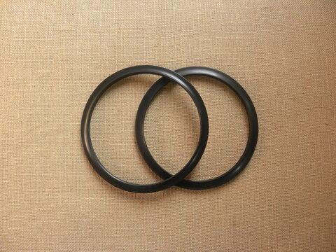 Black color rubber pressure cooker gaskets