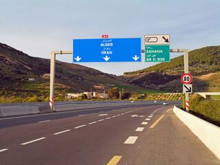 Autoroute d'Algérie