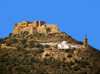 Oran, Chapelle et Fort de Santa Cruz