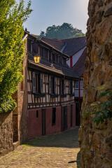 Altstadt von Gengenbach im Schwarzwald in Baden-Württemberg, Deutschland