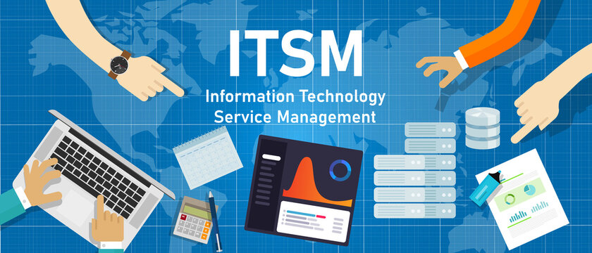 ITSM information technology service management quality management computing systemic solution