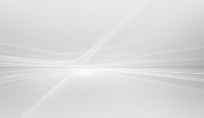 white futuristic background