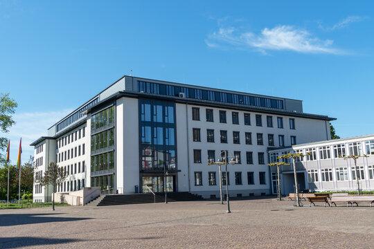 Stadthaus A in Recklinghausen, Nordrhein-Westfalen