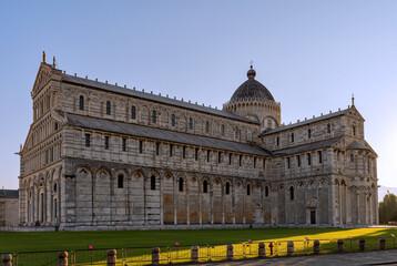 Der Dom Santa Maria Assunta in Pisa in der Toskana, Italien