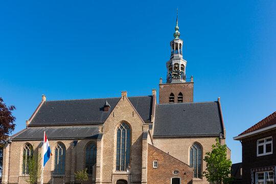 Sint Catharina Church in Zevenbergen, The Netherlands