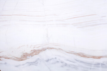 Tuinposter Marmer Natural white marble background as part of your awesome interior view. High quality texture.