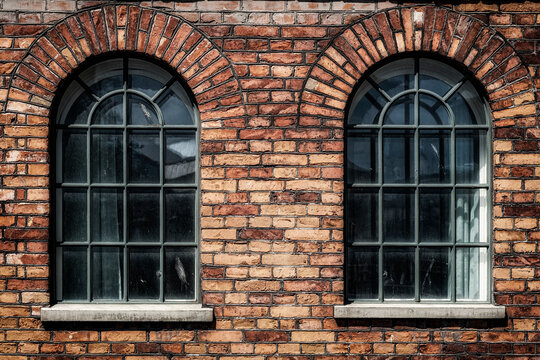 Norrkoping Arched Windows