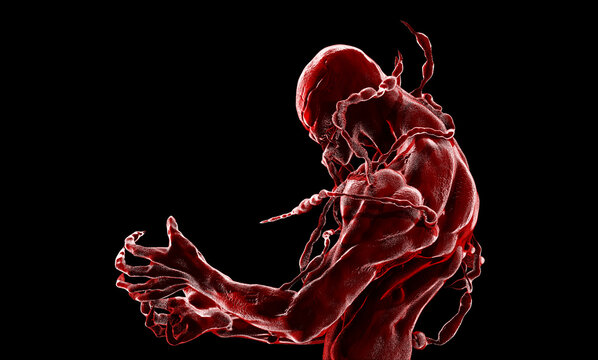 Carnage//Symbiote(venom)
