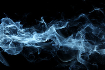 Smoke background