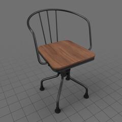 Modern chair 6
