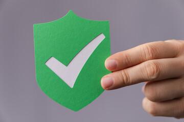 protection secure sign shield symbol internet