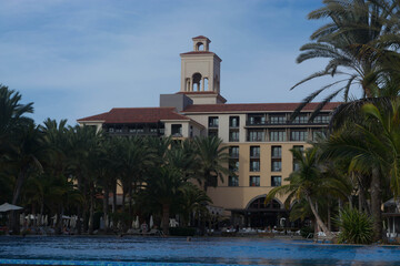 Luxury hotel in Gran Canaria, Spain