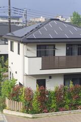 太陽光パネル 住宅