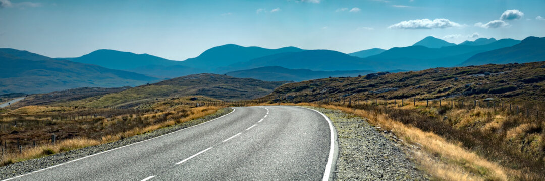 Road to Mangersta