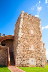 Tower of The Fortaleza Ozama or Ozama Fortress