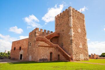 Exterior of The Fortaleza Ozama, Santo Domingo