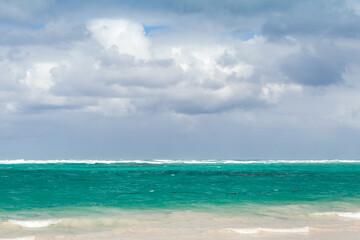 Bavaro beach. Background photo