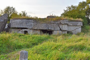 Twierdza Osowiec w Biebrzańskim Parku Narodowym