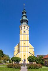 Wallfahrtskirche Mariä Himmelfahrt in Sammarai