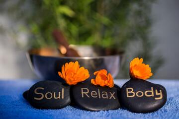 Hot Stones Wellness Relax