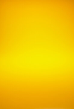 Abstract orange colour with yellow gradient smooth background empty space backdrop studio room.