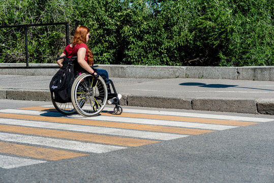 The concept of an insurmountable obstacle for the passage of a disabled person