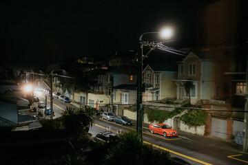 Wellington Night Fotomurales