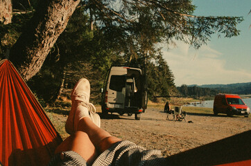 Glamping by the Water