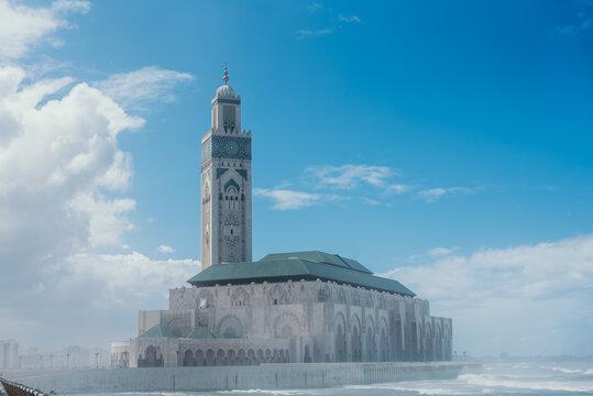 Casablanca wall