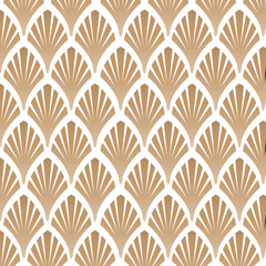 Art deco vector pattern.