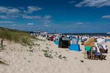 Świnoujście. Plaża
