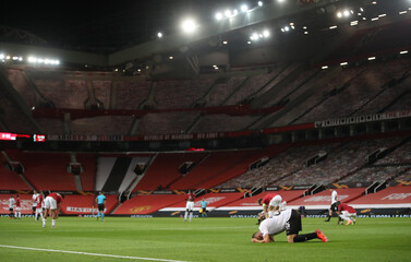 Europa League - Round of 16 Second Leg - Manchester United v LASK Linz
