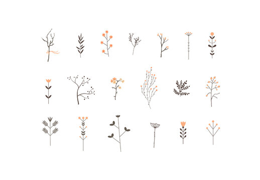 Tree Branches Art Kit