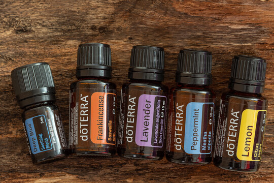 Doterra Essential Oils for everyday use
