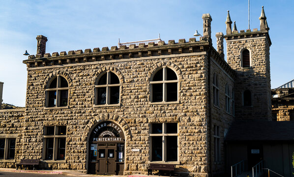 Historic Idaho State Penitentiary Building