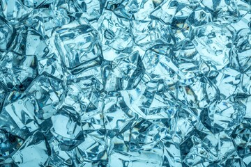 Ice Cubes Texture