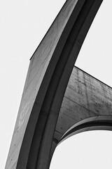 Tuinposter Centraal Europa Modern Architectural Details - Berlin