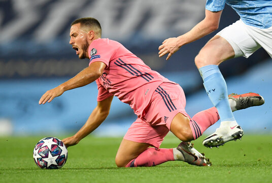 Champions League - Round of 16 Second Leg - Manchester City v Real Madrid