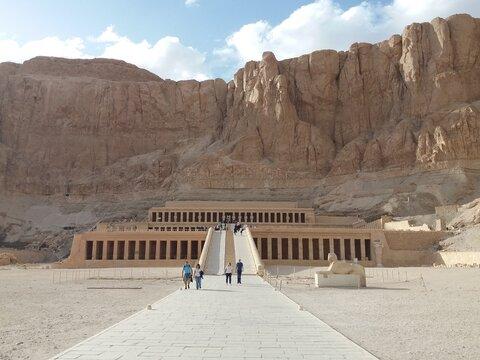 Nefertiti Temple in Luxor